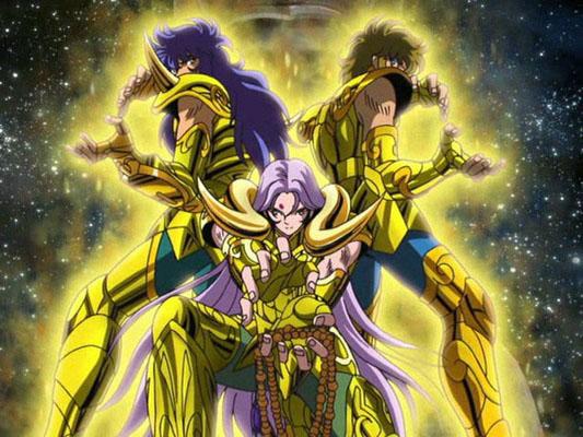 Qual cavaleiro de Ouro mais forte? Foto26