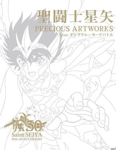 Saint Seiya Precious Artworks