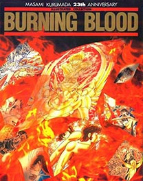 Burning Blood