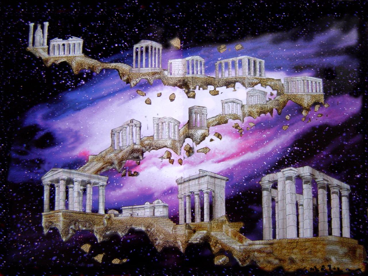 SÁTIRA - As férias dos Cavaleiros de Atena 256