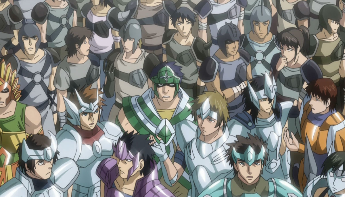 cavaleiros do zodiaco saga dos cavaleiros de prata