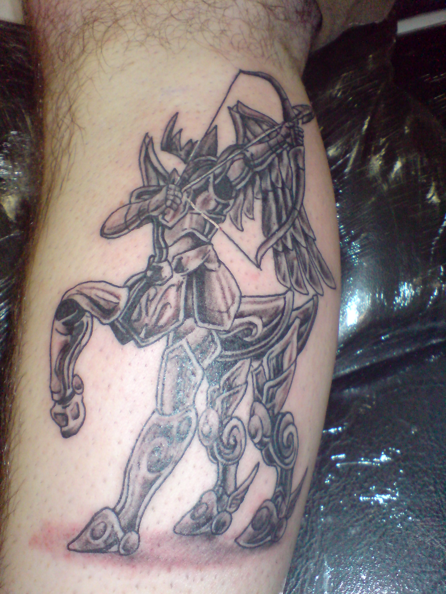 Tatuagens Mais F&227s Fazem Homenagens Aos Cavaleiros Do Zod&237aco  Os