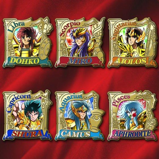 Nova coleção da Bandai,Zeppin-Broches dos Cavaleiros do Zodíaco Zeppin_8