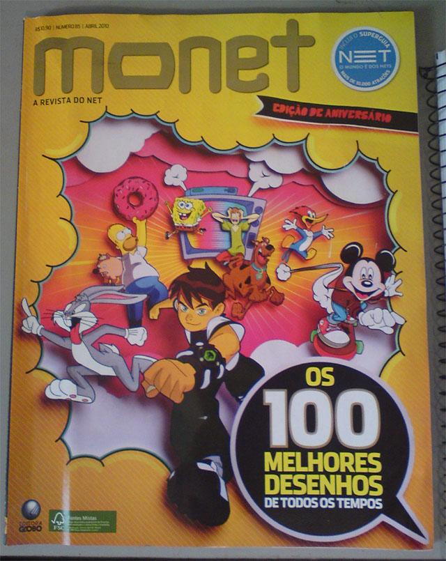 Revista Monet fez a eleição dos 100 melhores desenhos e colocou Os Cavaleiros do Zodíaco em 68º lugar! Monet_1