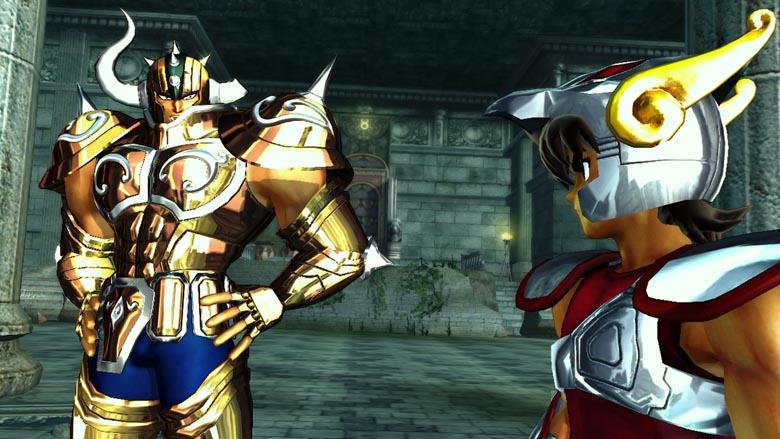 Saint Seiya Senki: Kurumada divulgou imagem do jogo para PS3 Cdz_ps3_3