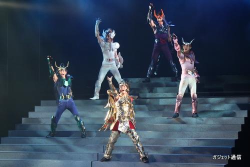 Saint Seiya Super Musical Musical_foto_4