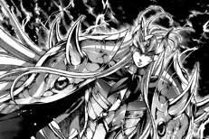 Hakutaku, o garoto Feian, revela seu traje Taonia despertando um enorme poder!