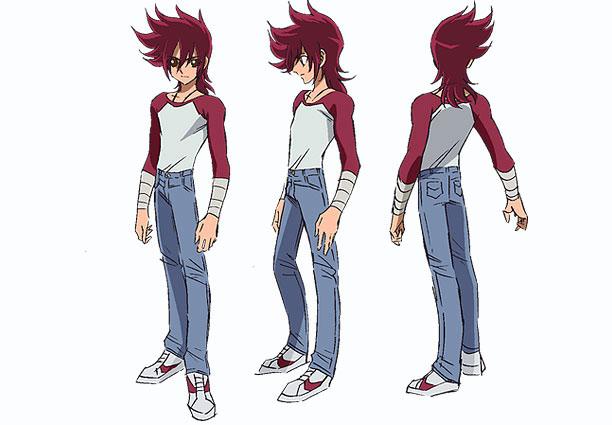Saint Seiya Ômega: Personagens e sinopse dos episódios Omega_kouga_2