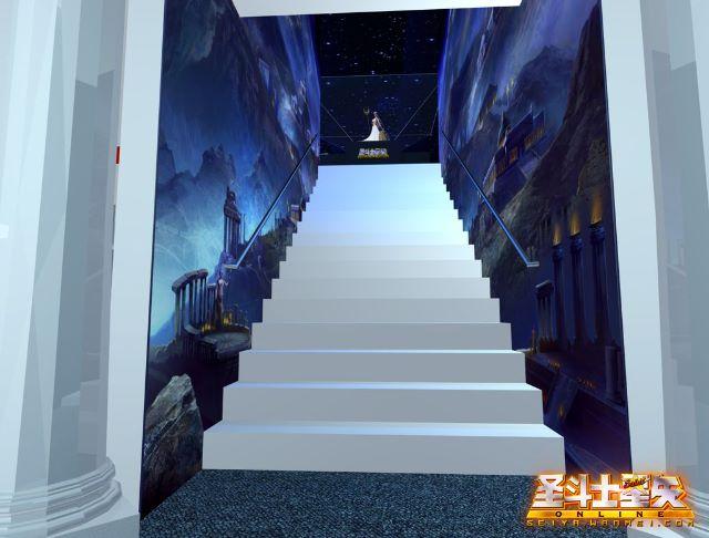 surgem as primeiras imagens do game online dos Cavaleiros do Zodíaco Ssonline_10