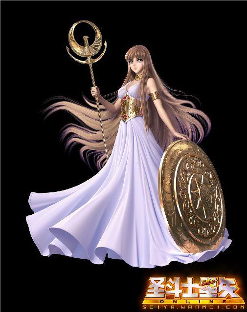 surgem as primeiras imagens do game online dos Cavaleiros do Zodíaco Ssonline_12
