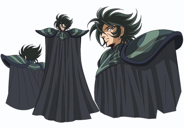 ômega 2ª Temporada Spoilers Imagens Dos Personagens Kouga
