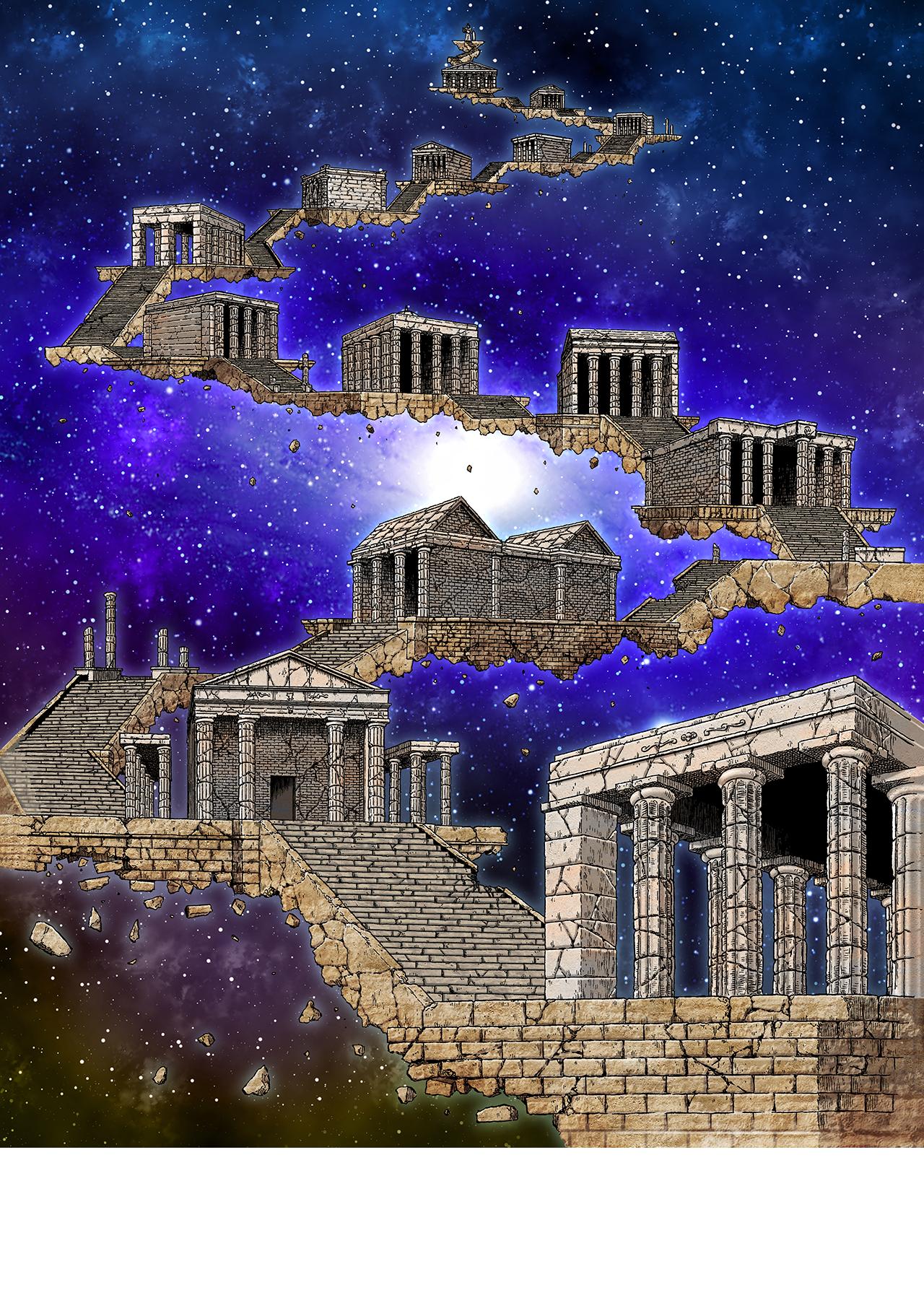 Next dimension casa de serpent rio aparece em imagem de fundo do hotsite especial do mang - Casas del zodiaco ...