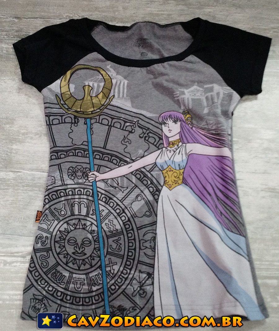 5ec5876ea Camisetas  Piticas lançou camiseta feminina (baby look) da deusa ...