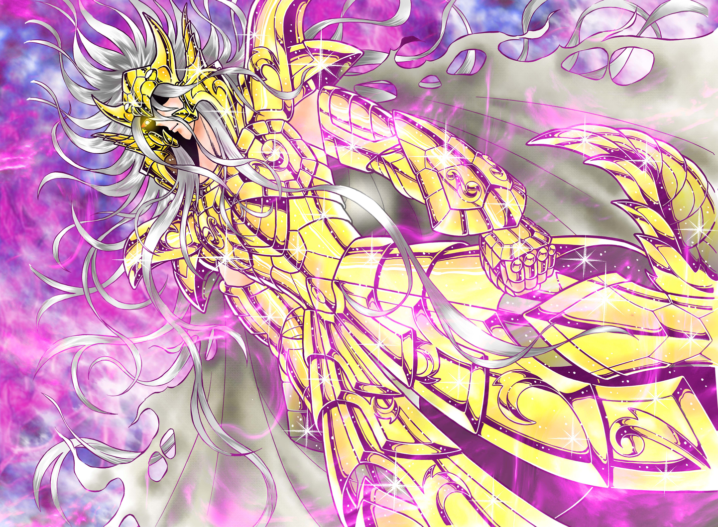 [Anime do Mês] - Os Cavaleiros do Zodíaco Serpentario_nd